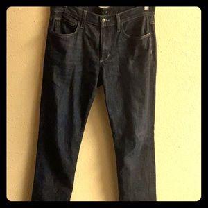 ✅JOE'S Jeans The Brixton Fit Dark Blue 31W 32L Men